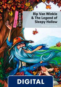 Dominoes Starter. Rip Van Winkle & The Legend of the Sleepy Hollow (OLB eBook)