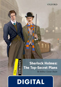 Dominoes 1. Sherlock Holmes: The Top-Secret Plans (OLB eBook)