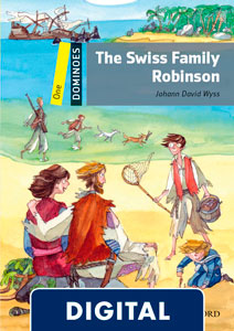 Dominoes 1. The Swiss Family Robinson (OLB eBook)