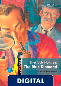 Dominoes 1. Sherlock Holmes: The Blue Diamond (OLB eBook)