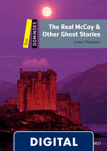 Dominoes 1. The Real McCoy & Other Ghost Stories (OLB eBook)