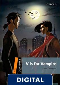 Dominoes 2. V is for Vampire (OLB eBook)