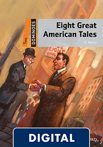 Dominoes 2. Eight Great American Tales (OLB eBook)
