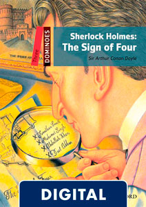 Dominoes 3. Sherlock Holmes: The Sign of Four (OLB eBook)
