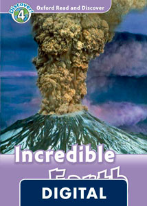 Oxford Read and Discover 4. Incredible Earth (OLB eBook)
