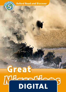 Oxford Read and Discover 5. Great Migrations (OLB eBook)