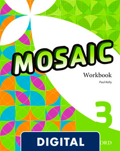 Mosaic 3. Digital Workbook Revised Edition
