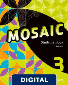Mosaic 3. Digital Student's Book