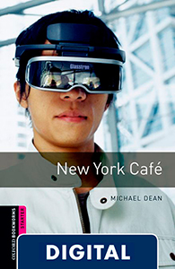 Oxford Bookworms Starter. New York Cafe (OLB eBook)