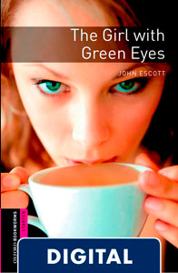 Oxford Bookworms Starter. The Girl with Green Eyes (OLB eBook)