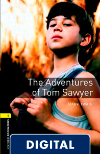 Oxford Bookworms 1. The Adventures of Tom Sawyer (OLB eBook)