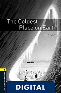 Oxford Bookworms 1. The Coldest Place on Earth (OLB eBook)