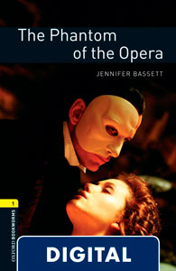 Oxford Bookworms 1. The Phantom of the Opera (OLB eBook)