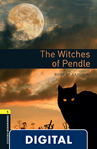Oxford Bookworms 1. The Witches of Pendle (OLB eBook)