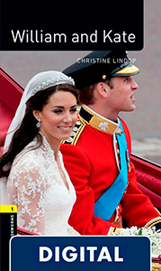 Oxford Bookworms 1. William and Kate (OLB eBook)