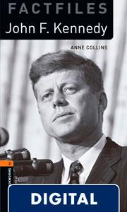 Oxford Bookworms 2. John F. Kennedy (OLB eBook)
