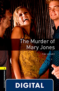 Oxford Bookworms 1. The Murder of Mary Jones (OLB eBook)