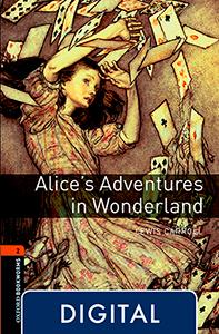 Oxford Bookworms 2. Alice's Adventures in Wonderland (OLB eBook)