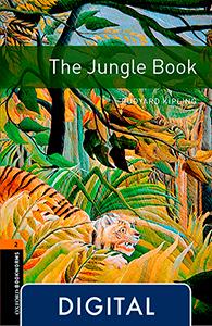 Oxford Bookworms 2. The Jungle Book (OLB eBook)
