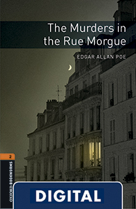 Oxford Bookworms 2. The Murders in the Rue Morgue (OLB eBook)