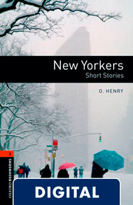 Oxford Bookworms 2. New Yorkers - Short Stories (OLB eBook)