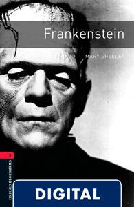 Oxford Bookworms 3. Frankenstein (OLB eBook)