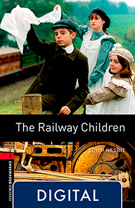 Oxford Bookworms 3. The Railway Children (OLB eBook)