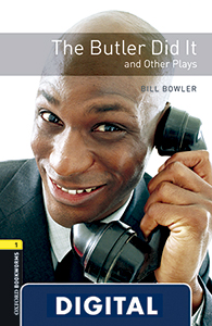 Oxford Bookworms 1. The Butler Did it and Other Plays (OLB eBook)