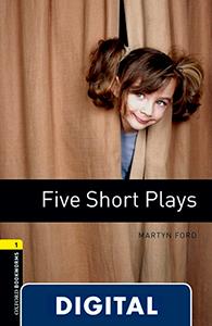 Oxford Bookworms 1. Five Short Plays (OLB eBook)