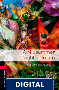 Oxford Bookworms 3. A Midsummer Night's Dream (OLB eBook)