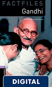 Oxford Bookworms 4. Gandhi (OLB eBook)