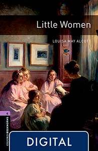 Oxford Bookworms 4. Little Women (OLB eBook)