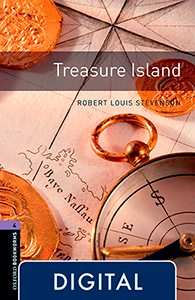Oxford Bookworms 4. Treasure Island (OLB eBook)
