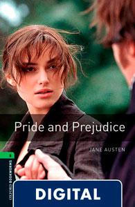 Oxford Bookworms 6. Pride and Prejudice (OLB eBook)