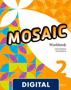 Mosaic 2. Digital Workbook