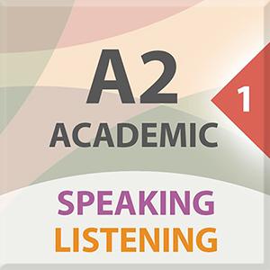 Oxford Online Skills Program Academic Skills A2 Listening & Speaking