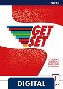 Get Set 1. Digital Student's Book