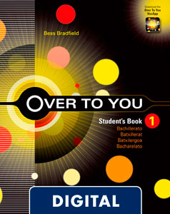 Over to You 1. Student's Book Blink e-Book