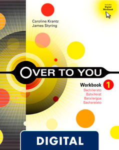 Over to You 1. Workbook Blink e-Book