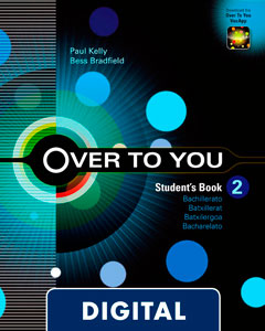 Over to You 2. Student's Book Blink e-Book