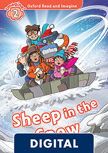 Oxford Read and Imagine 2. Sheep in the Snow (OLB eBook)
