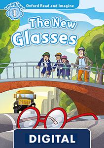 Oxford Read and Imagine 1. New Glasses (OLB eBook)