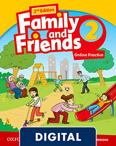 Family and Friends 2nd Edition 2. Online Practice