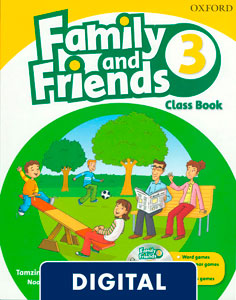 Family and Friends 2nd Edition 3. Class Book (OLB eBook)