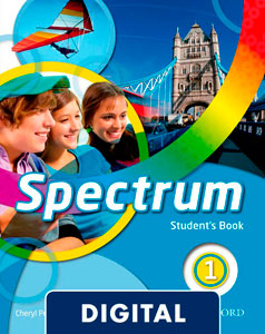 Spectrum 1. Digital Student's Book