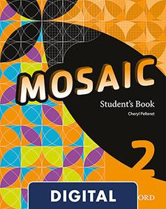 Mosaic 2 Digital Student's Book 2020