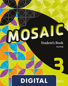 Mosaic 3 Digital Student's Book 2020