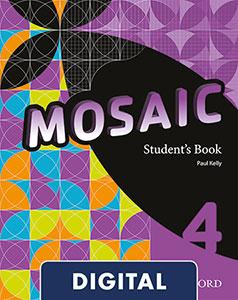 Mosaic 4. Digital Student's Book 2020