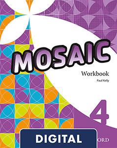 Mosaic 4. Digital Work Book 2020