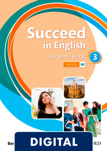 Succeed in English 3. Student's Book (OLB eBook)